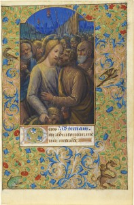 Leaves from the Hours of Charles de Martigny
