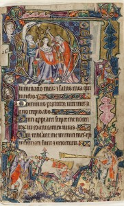 The Macclesfield Psalter